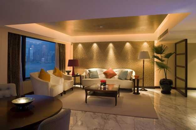 Bringing modern lighting design into your living room and for Living room lighting design