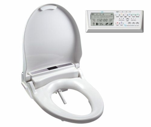 Clean Sense Dib 1500r Bidet Seat Elongated With Remote Control