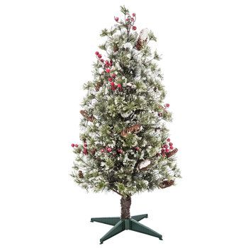 Snow Needle Pine Christmas Tree - 3' - Snow Needle Pine Christmas Tree - 3' CHRISTMAS TREES Christmas