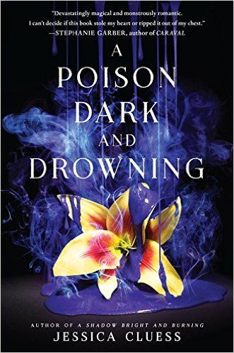 Amazon com: A Poison Dark and Drowning (Kingdom on Fire