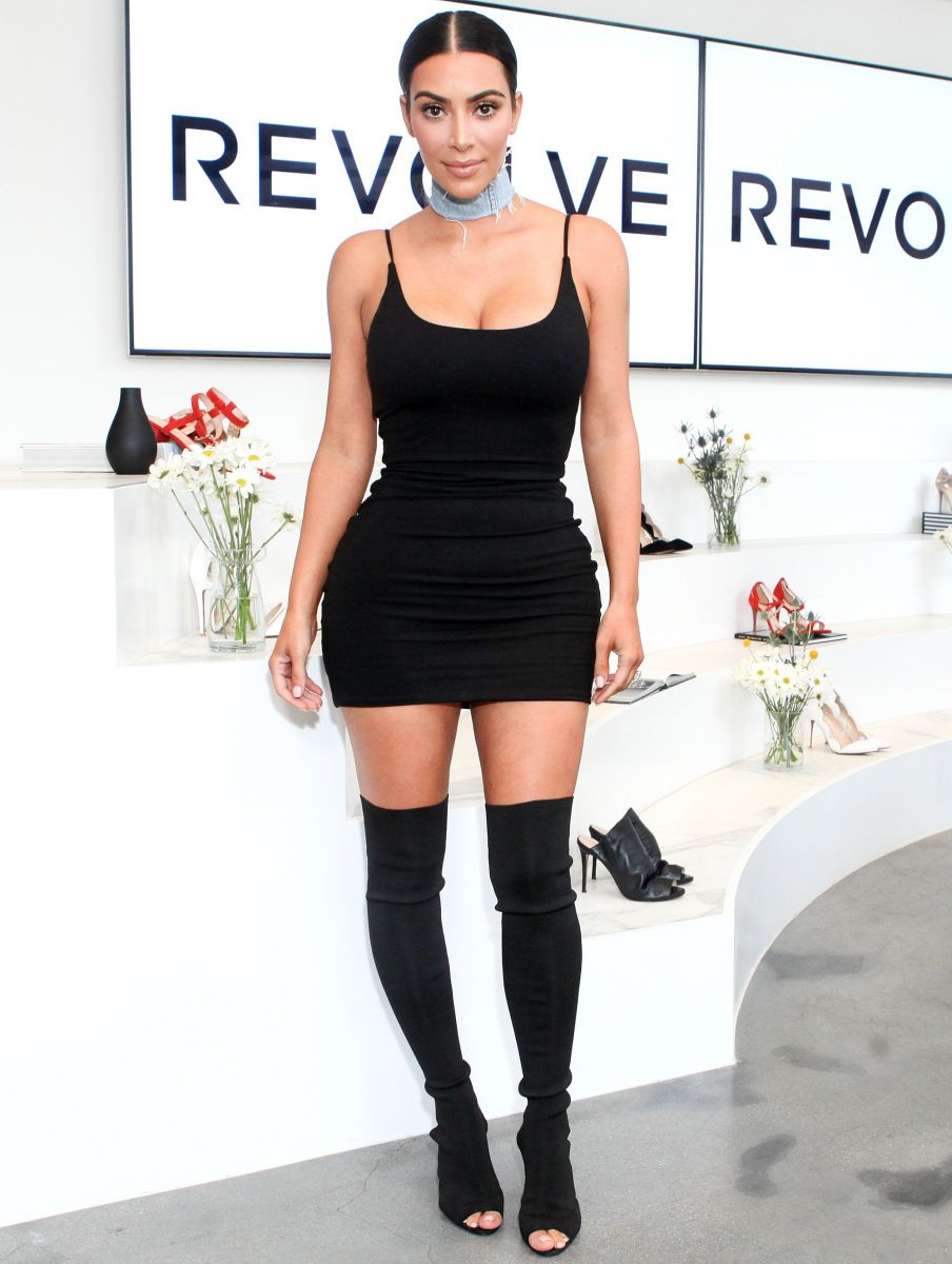 Kim Kardashian on Dressing Her New Body \u0027I Want to Wear