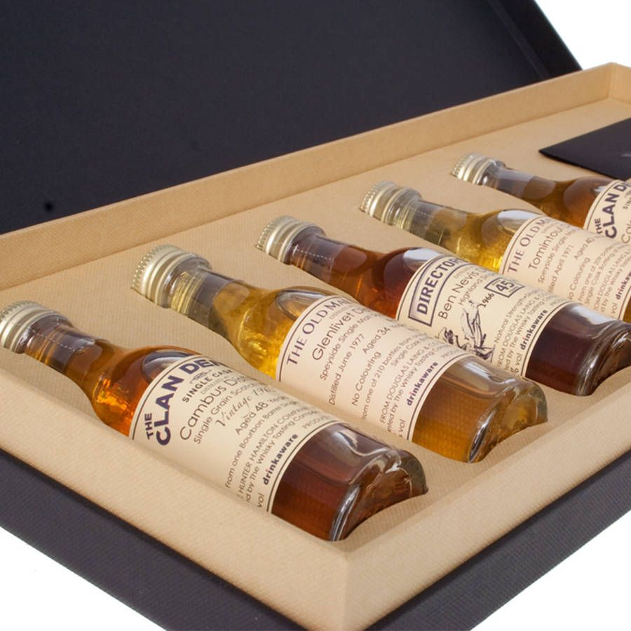 Old And Rare Scotch Whisky Set | Gifts | Pinterest