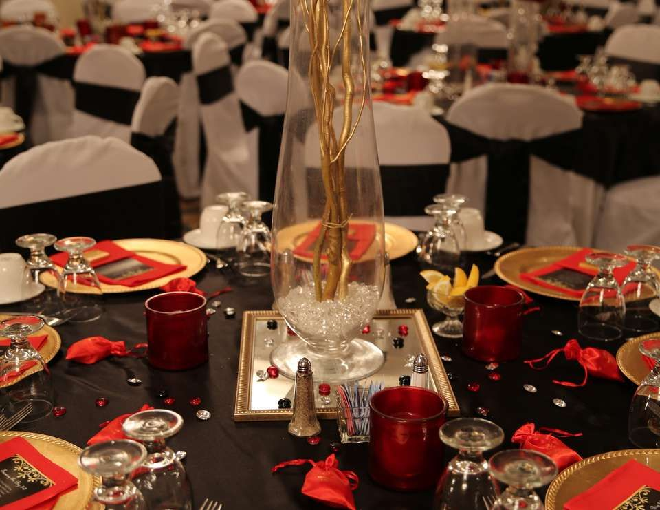 Red Carpet Affair Birthday 50th Birthday Party Black And