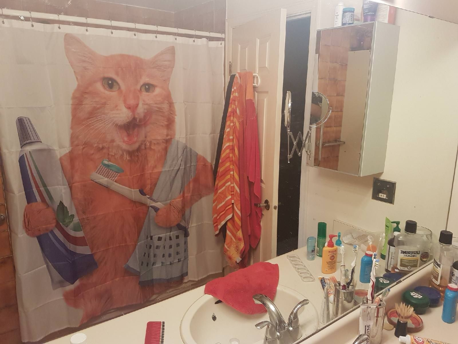 18 Hilarious Shower Curtains Everyone Needs To See