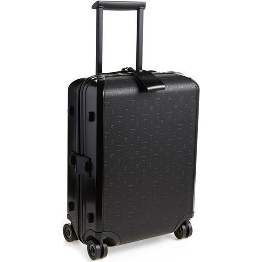 b9648262be09 Salvatore Ferragamo Cabin Wheeled Suitcase