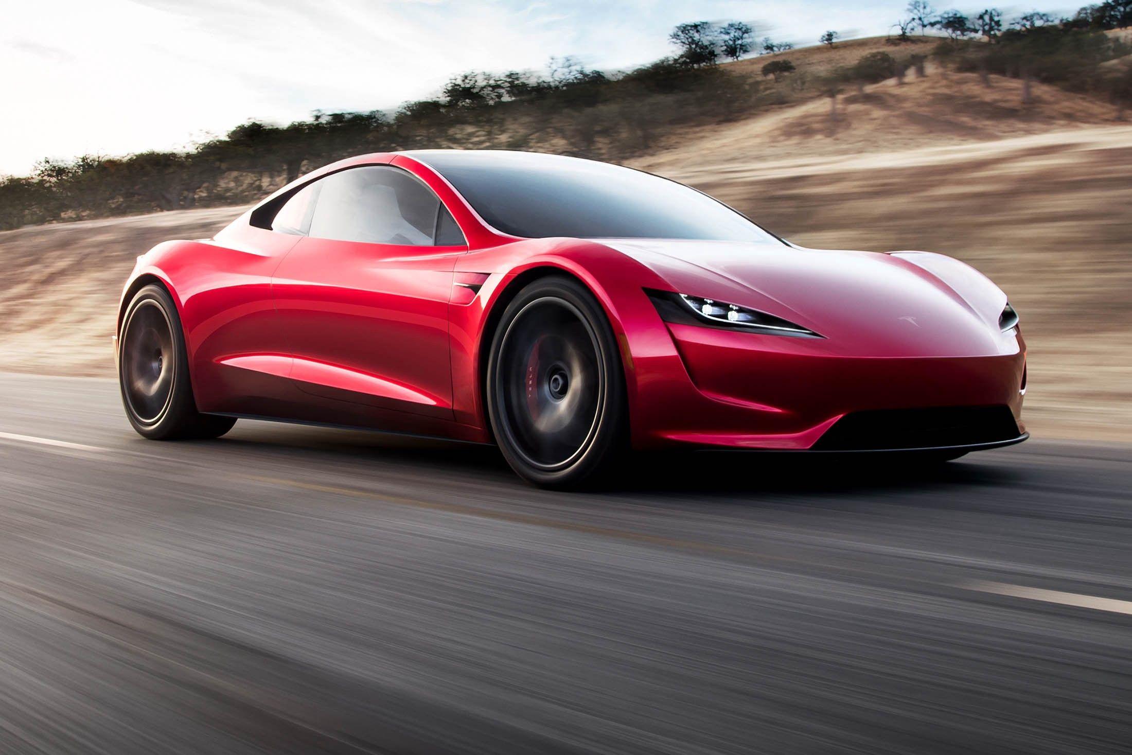 Tesla S Newest Promises Break The Laws Of Batteries In 2020 Tesla Sports Car Tesla Roadster Roadsters