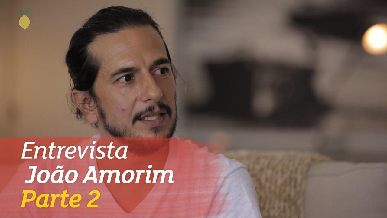 João Amorim - Parte 2 - Bela Entrevista