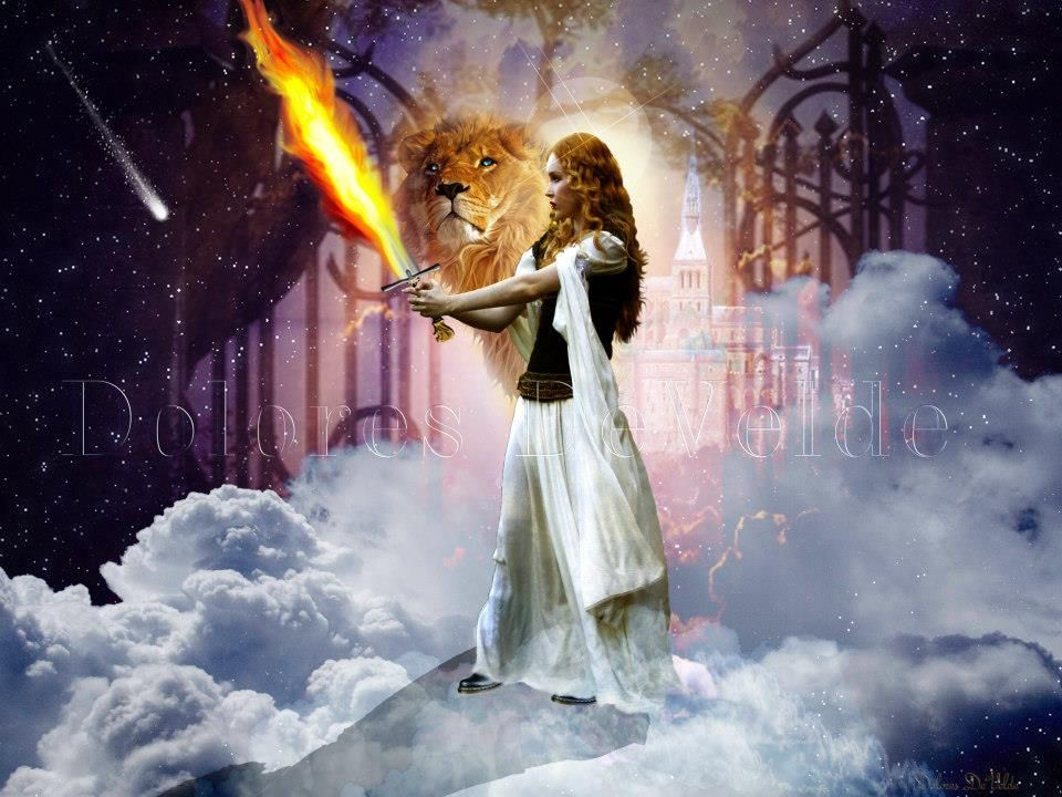 Authority and Dominion | Prophetic art, Art, Christian warrior