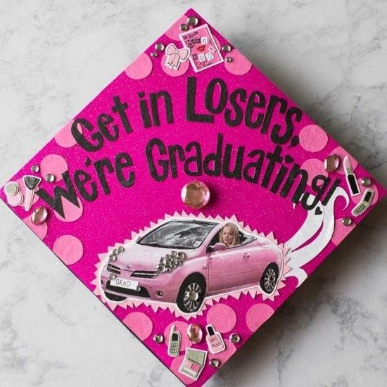 12 Graduation Cap Designs To Copy This Year - Society19