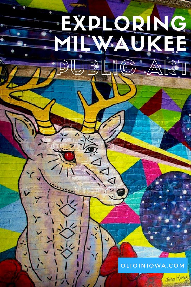 Exploring Milwaukee Public Art: Black Cat Alley &