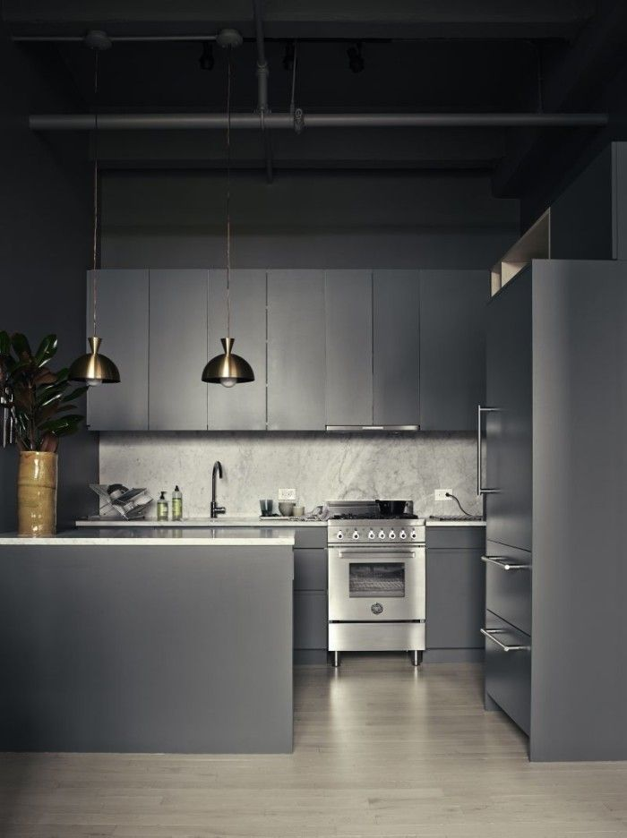 Pia Ulin\'s brooklyn home | kitchens | Pinterest