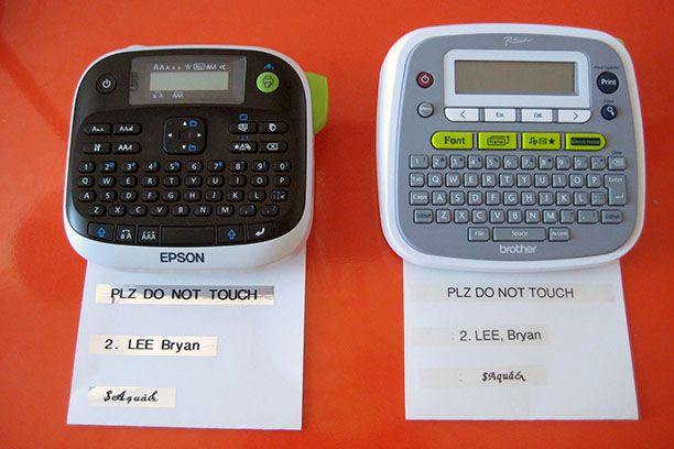 The Best Label Maker 25th hour, Organizing and Organizations - free shipping label maker