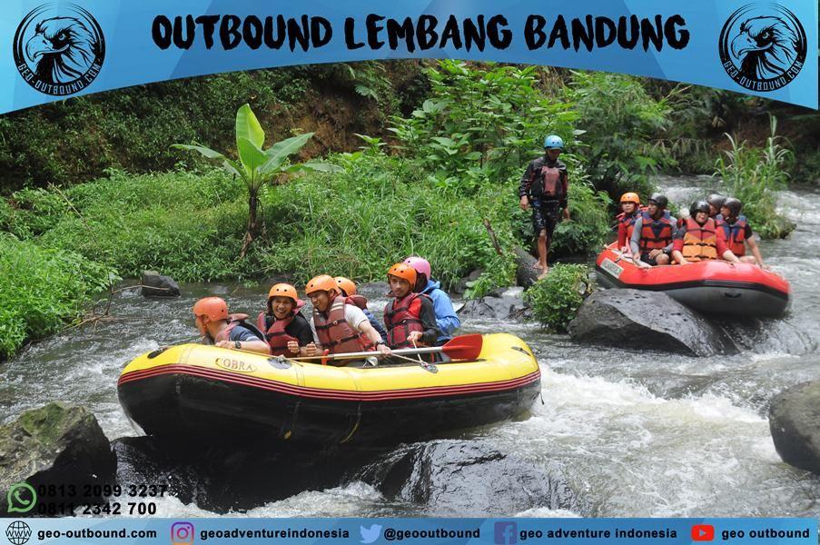 Wisata Rafting Bandung Geo Outbound Geo Outbound