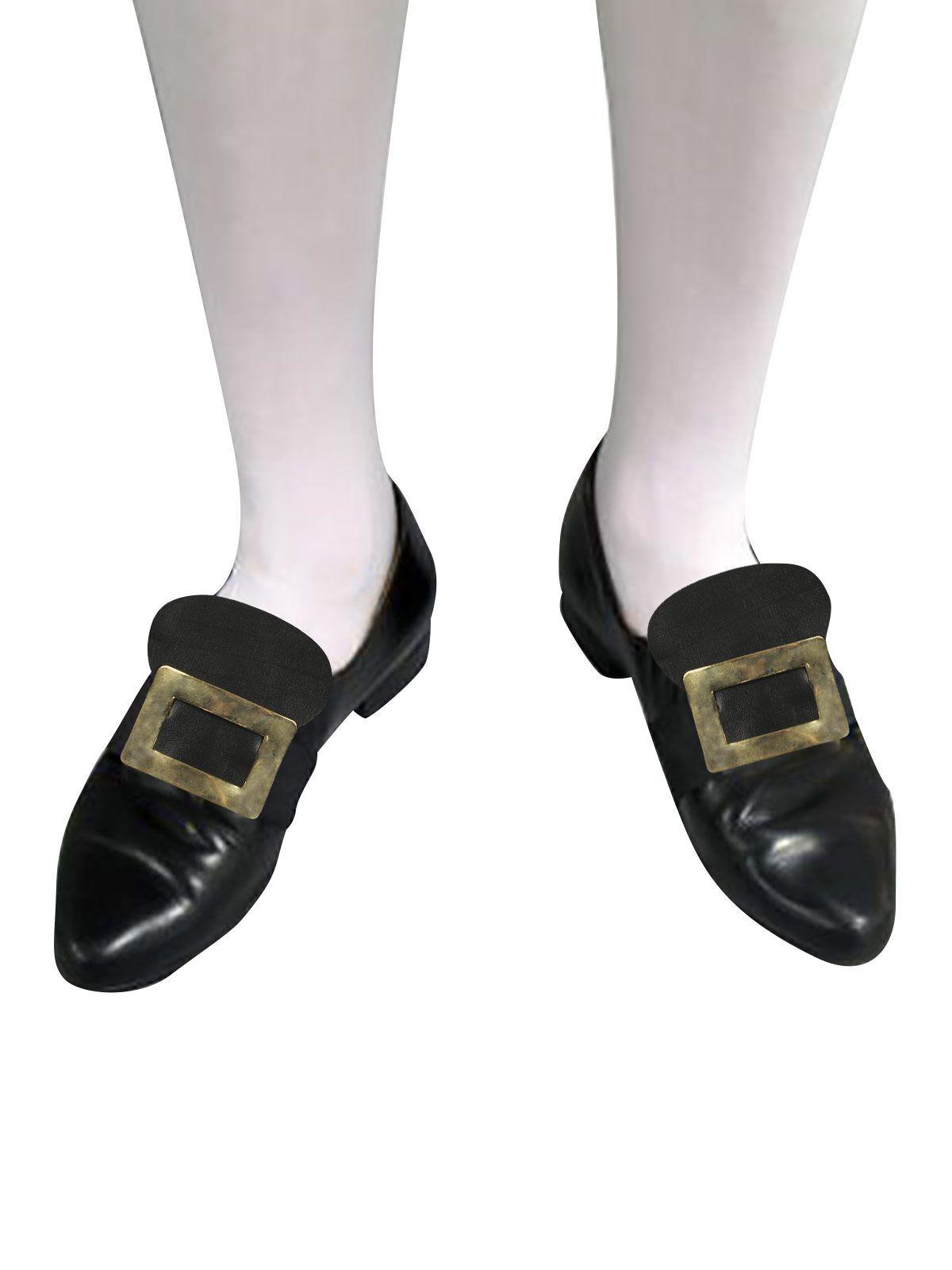1f96f3b27be Boucle de chaussures dorée   Cette boucle de chaussure dorée est très  baroque ! Elle s