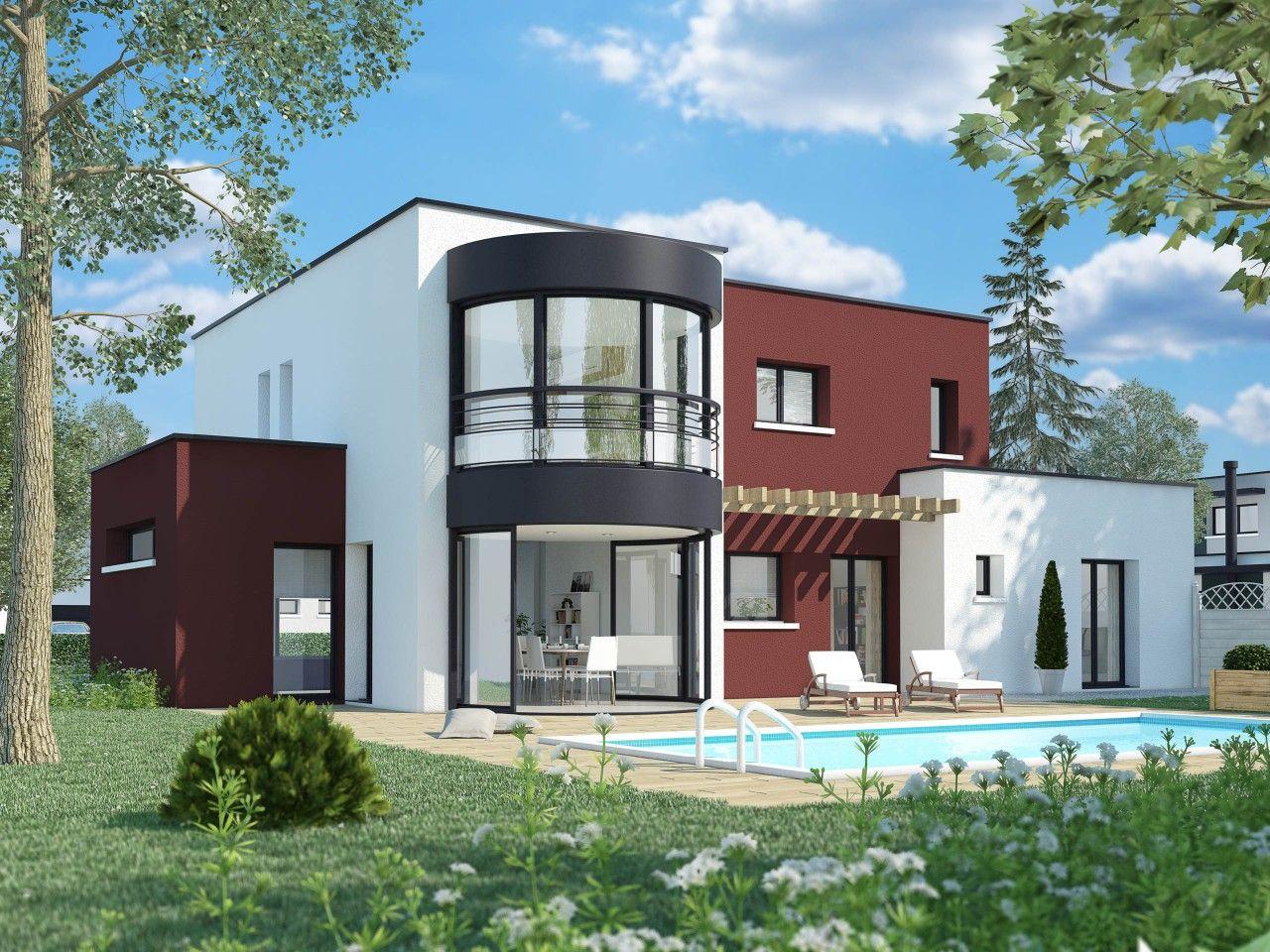 Projets Du0027architecte   Terre U0026 Demeure   Contructeur De Maisons  Individuelles En Ile De France