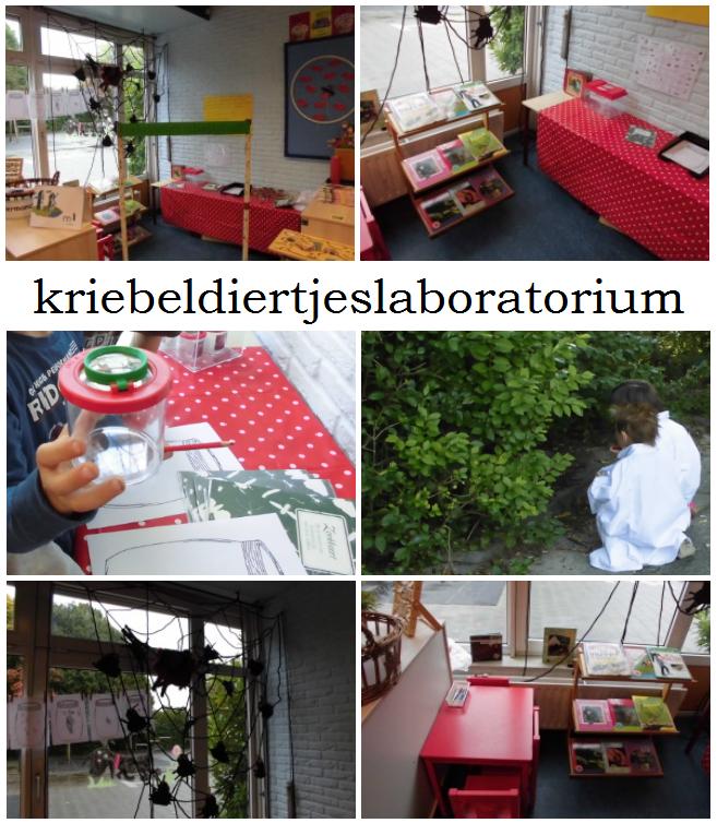 kriebeldiertjeslaboratorium