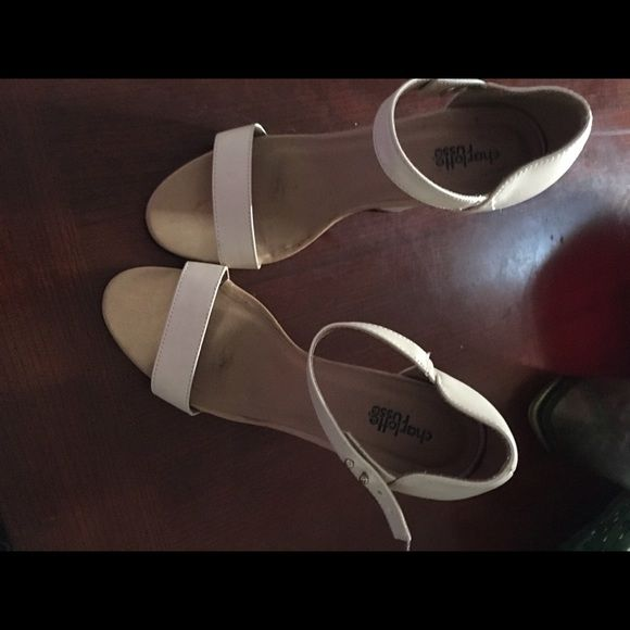 High heel I only use like 4 time Charlotte Russe Shoes Heels
