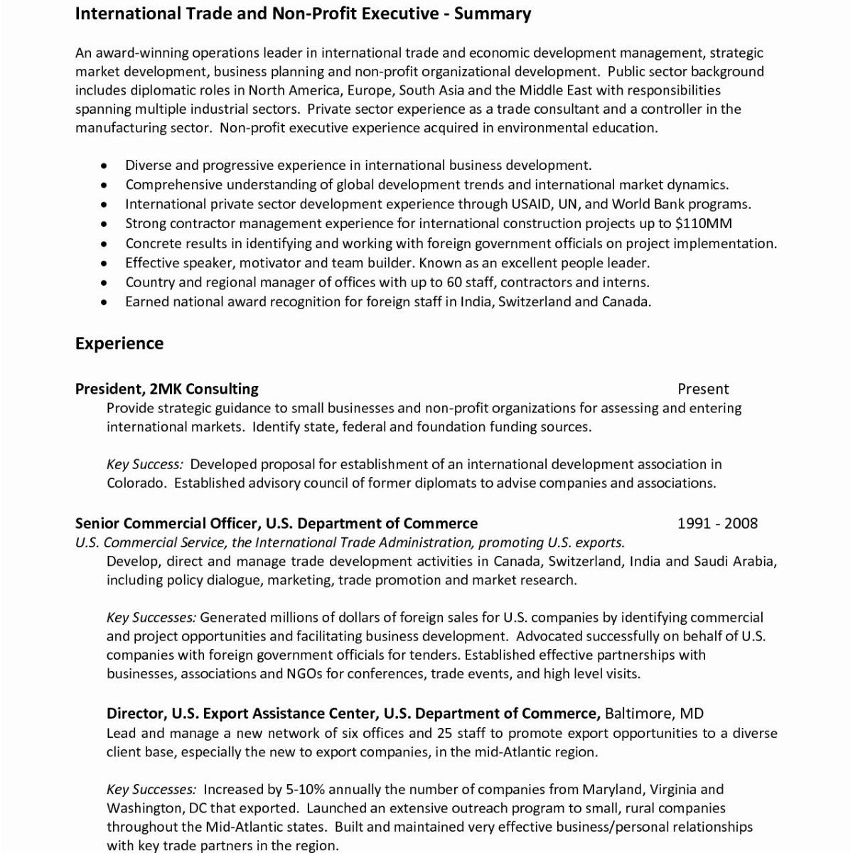 70 Inspiring Photos Of Sample Resume Auto Manufacturing