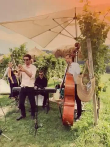 Hochzeit Am Weinberg In Der Steiermark Video Hochzeit Livemusik Hochzeitsfeier