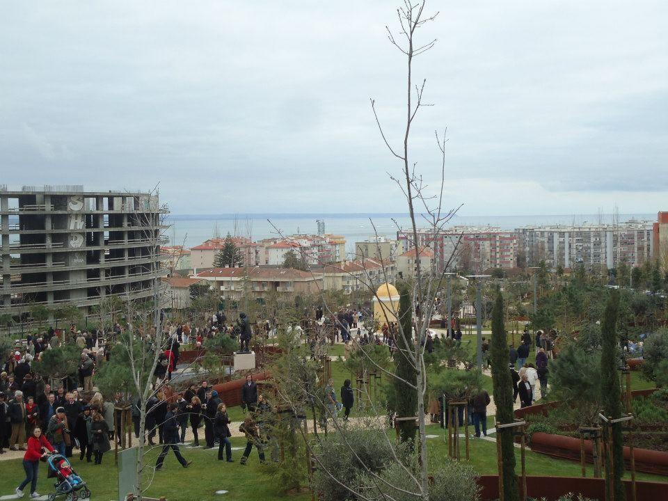 Parques/jardins