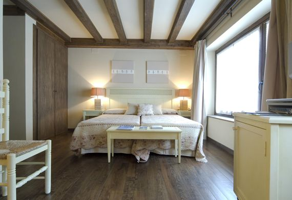 Hotel Tierras de Aran (Lérida)  Ruralka, hoteles con encanto