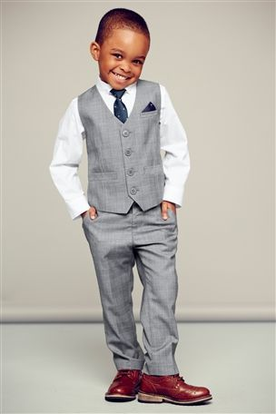 Buy Waistcoat Set 3mths 6yrs From The Next UK Online Shop