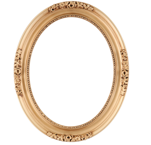 Common Picture Frame Sizes Oval Frames Produced In A