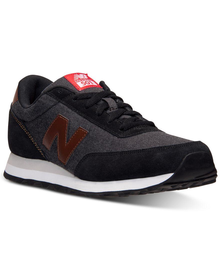 new balance 501 vintage indigo running sneaker