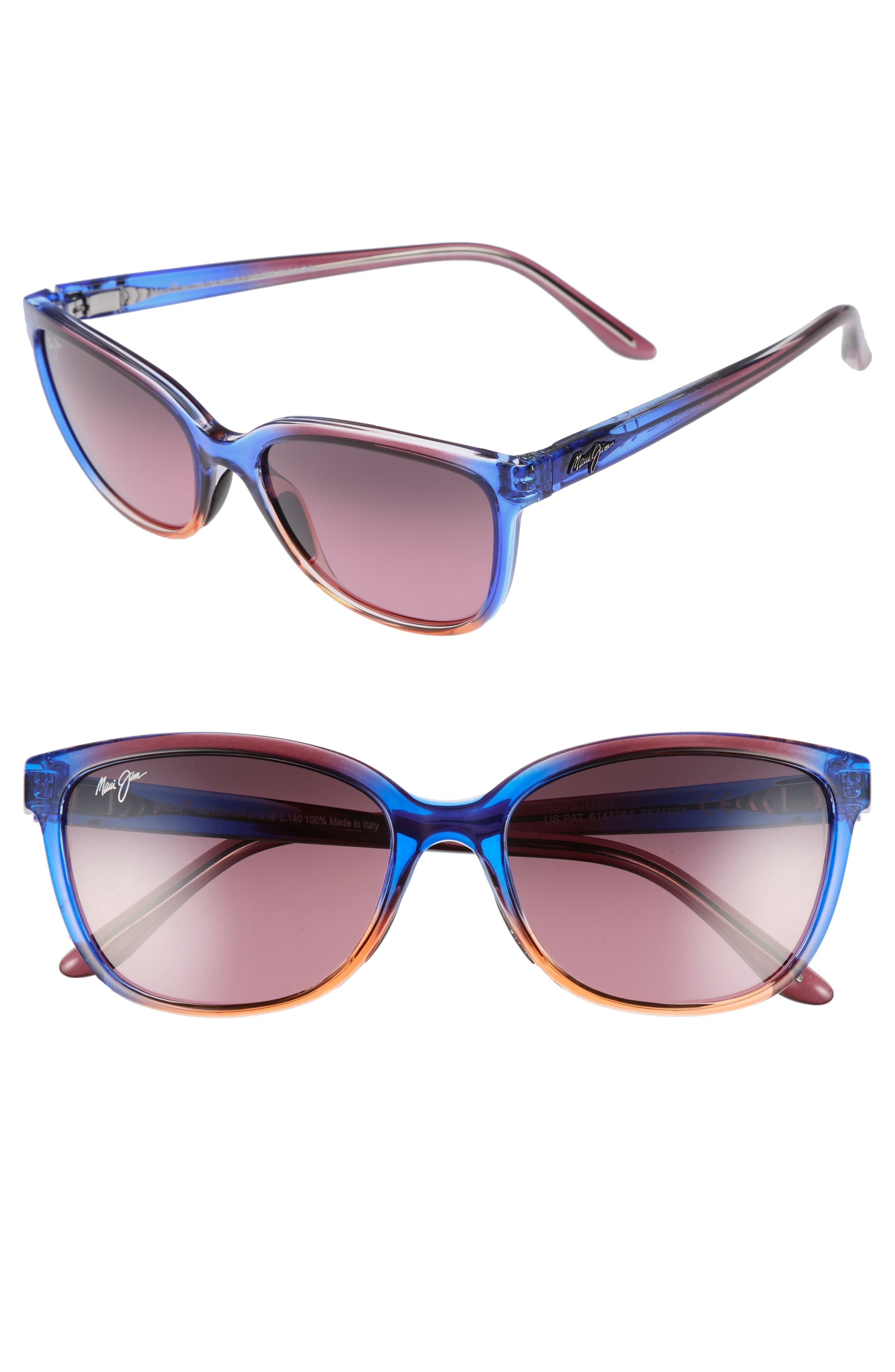 15c6fb2bf573 Maui Jim Honi 54mm Polarized Cat Eye Sunglasses in 2019 | Products ...
