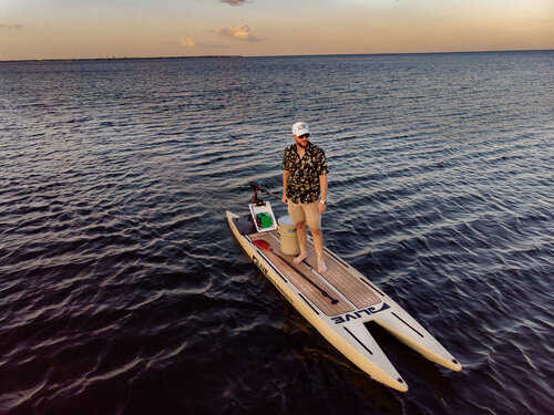 Live Motor Mount Live Watersports The Only Modern Paddle Board Paddle Boarding Paddle Water Sports