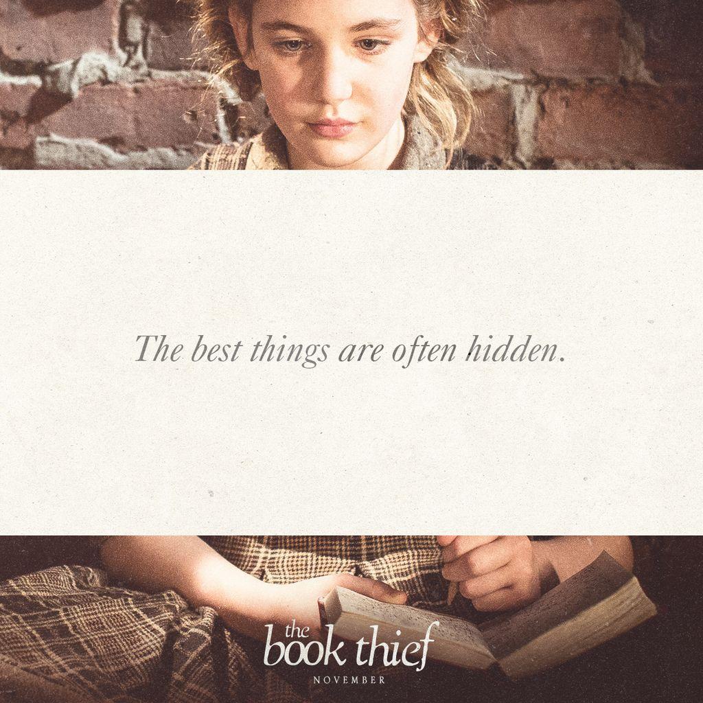 Pin de Heidi Copple en the book thief | Pinterest | La ladrona de ...