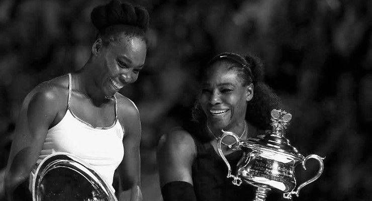 'O benim ilhamım': 'Kardeşlerin finali'nde Avustralya Açık'ı kazanan Serena Williams, Steffi Graf'ı geride bıraktı