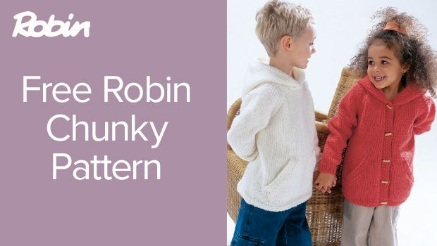 Free Robin Chunky Knitting Patterns Knit Pinterest Knitting
