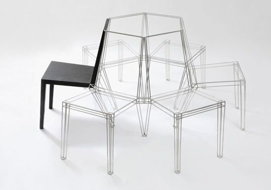 'r60' chair by jaebeom jeong.