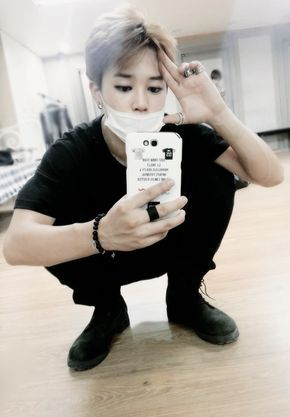 Photo of Texting with Unknown[BTS V FF]