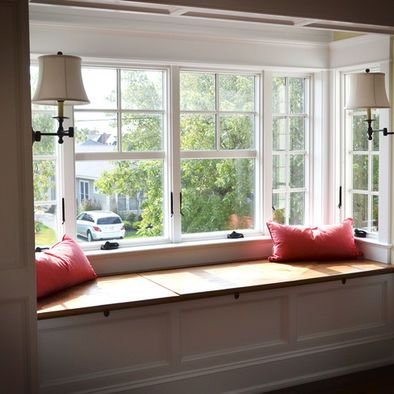 Box Bay Window Design Ideas Pictures Remodel And Decor Window Seat Design Bay Window Seat Bay Window Design