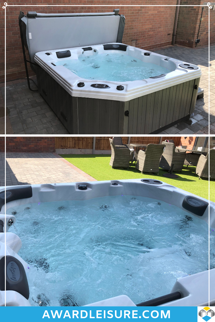 See In Summer The Right Way With A Hot Tub Catch Up With Friends And Family Spend More Time Outdoors And Make The M Hot Tub Hot Tub Swim Spa Hot