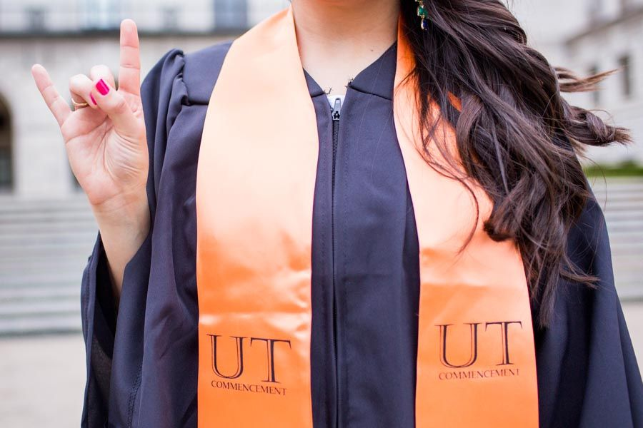 Catherine | Austin Graduation Photographer - Austin Wedding Photographers