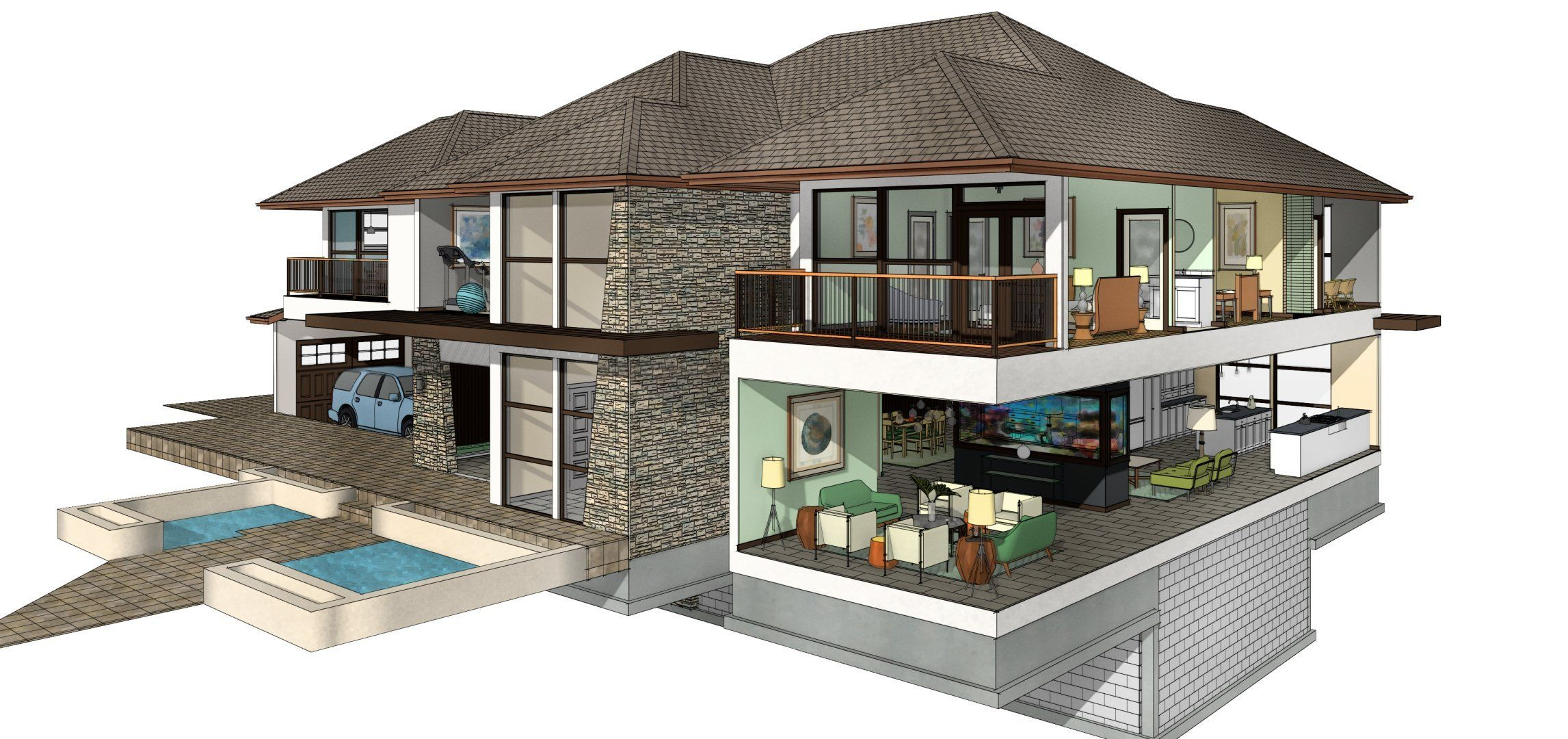 Chief Architect Home Designer Architectural 2018 Dvd Details Could Be Located By C Home Design Software Best Home Design Software Interior Design Software