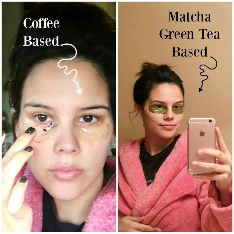 DIY Under Eye Mask for Dark Circles, Under Eye Bags, and Fine Lines