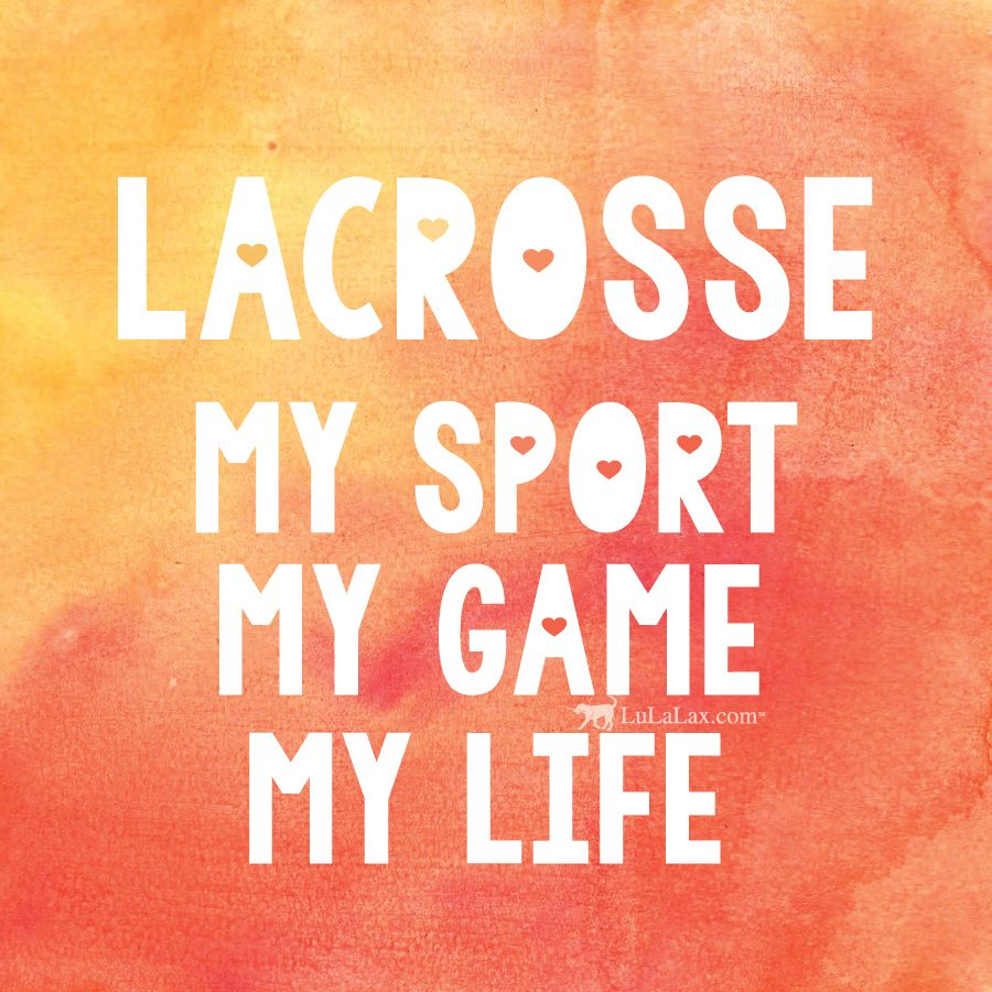 Lacrosse Quotes Are You Proud To Be A Lacrosse Girl Sweet Gift Ideas For Girls