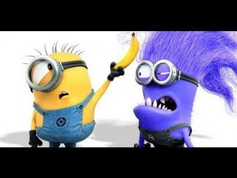 Despicable Me 2 Purple Minions Video