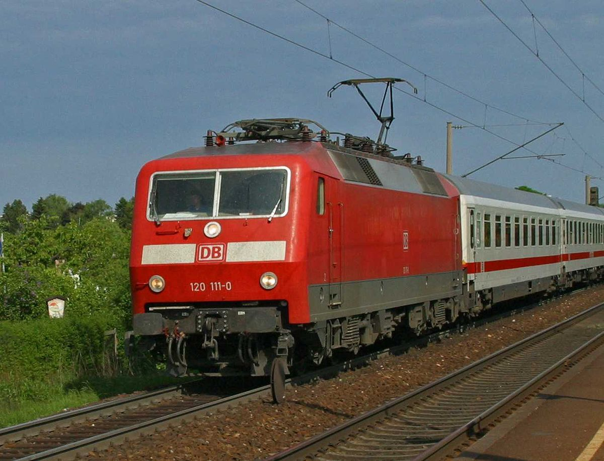 DBBaureihe 120 Wikipedia Eisenbahn, Baureihe, Lokomotive