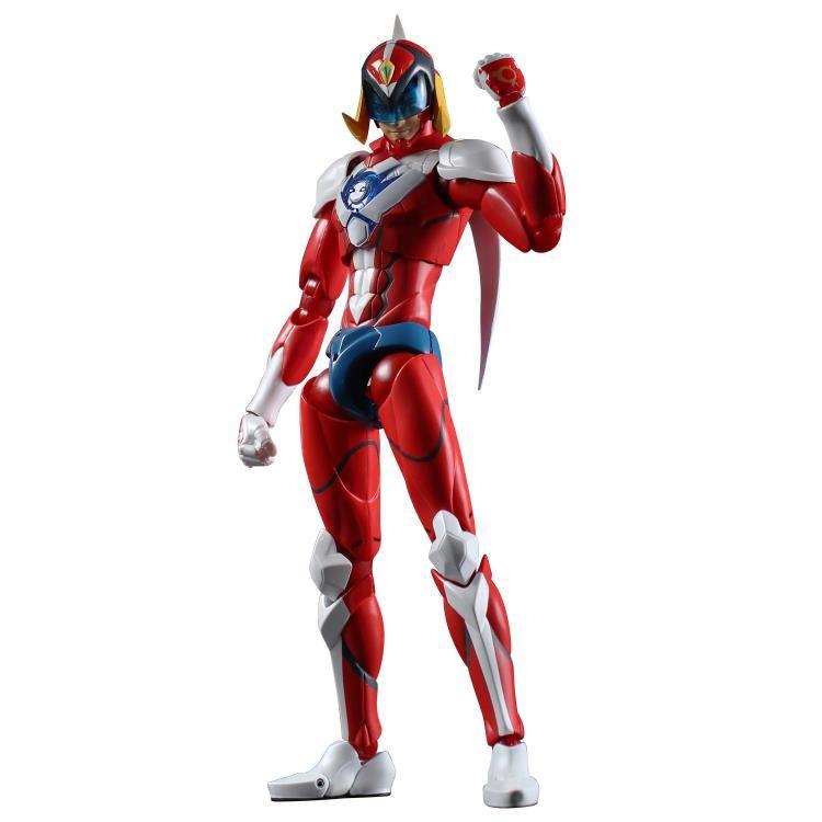 Transformer Hurricane Polymar Tatsunoko Heroes Fighting Gear Infini T Force Polymar Hero Hurricane Anime Decor