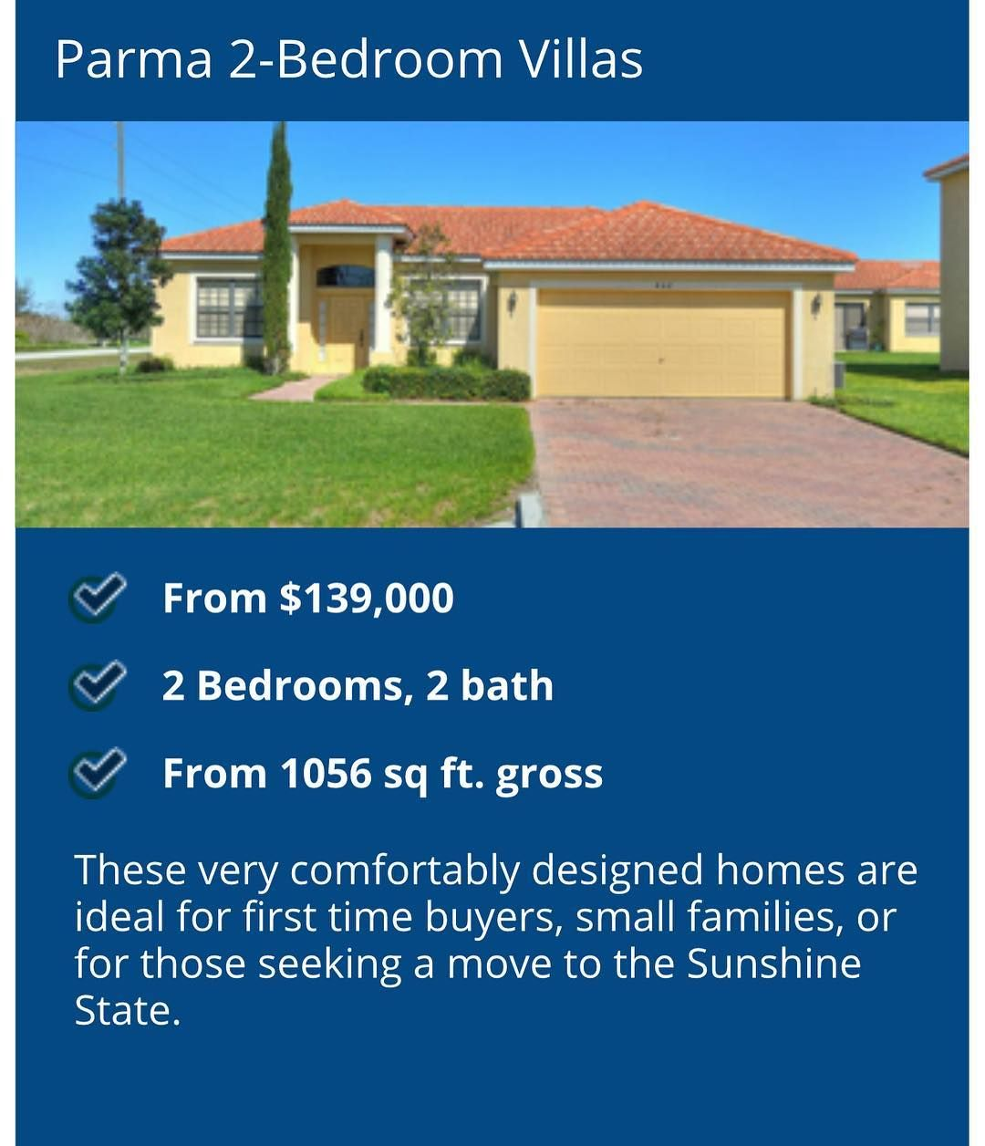 For Sale Poinciana Fl Newconstruction Call Me To Schedule A