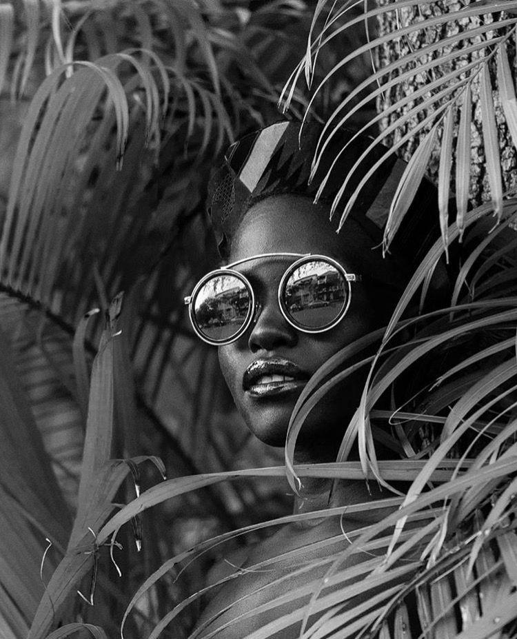 Photographer Harry Ondoa