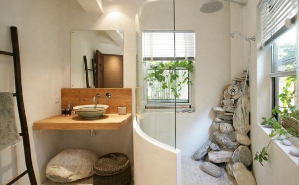 Badmöbel im Landhausstil für eine ländliche Stimmung in Ihrem Bad ...