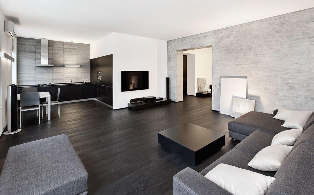 Goede Tips voor een zwart-wit interieur | Zwart interieur, Grijze YD-48