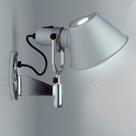 Artemide Tolomeo Wall Lamp Faretto Scandinavia Lamp Manufacturer Of Modern Comtemporary Illuminations Afforar Wandbeleuchtung Wandlampe Artemide Wandleuchte