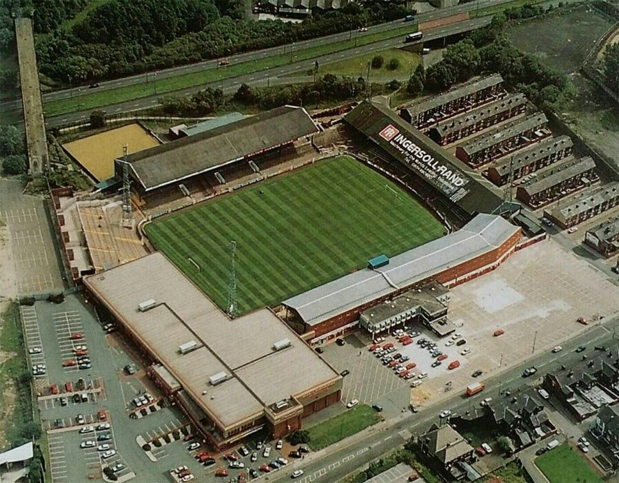 Recreating Burnden Park in Minecraft in time for the 75th anniversary of the disaster Bde95c45ac7c6437b2a4196d249c0663